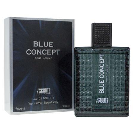Blue Concept I-Scents - Perfume Masculino - Eau de Toilette - 100ml