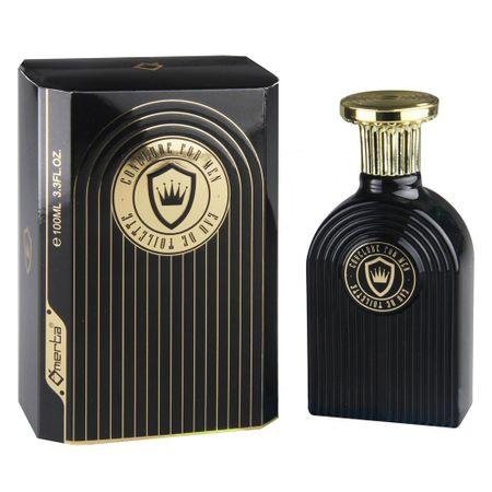 Conclude For Man Omerta - Perfume Masculino- Eau de Toilette - 100ml