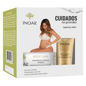 inoar-body-care-cuidados-na-gravidez-kit-hidratante-creme