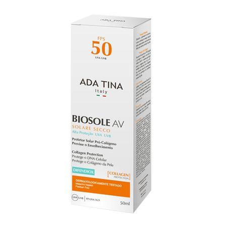 Biosole AV Ada Tina - Protetor Solar - 50ml