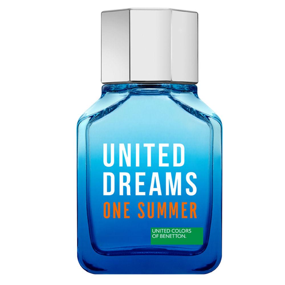 ff70b25a7 Época Cosméticos · Perfumes · Perfume Masculino. united-dreams-one-summer- benetton-perfume-masculino-eau ...