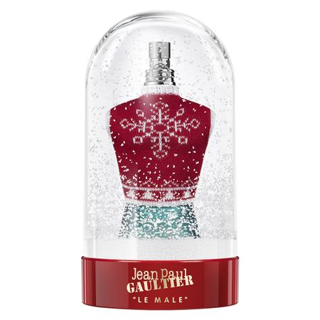 Le Male Xmas Collector Jean Paul Gualtier Perfume Masculino - Eau de Toilette -...