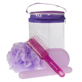 marco-boni-higiene-pessoal-kit-necessaire-escova-de-cabelo-porta-escova-dental-saboneteira-esponja