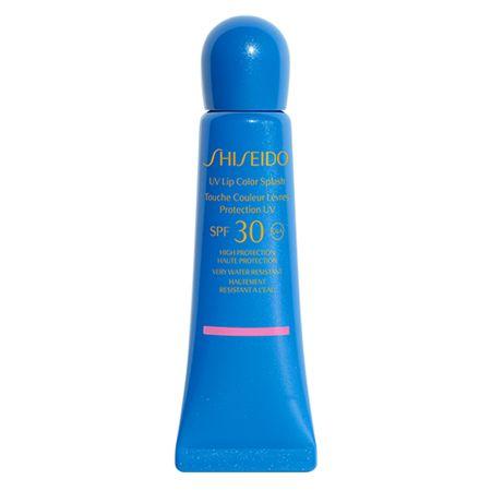 Hidratante Labial Shiseido - UV Lip Color Splash FPS30 - Pink