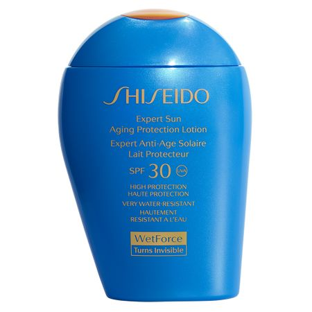 Protetor Shiseido Expert Sun Aging Protection Lotion Plus SPF30 - 100ml