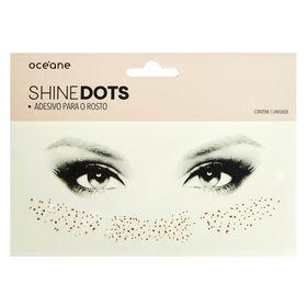 adesivo-para-rosto-oceane-shine-dots-rose