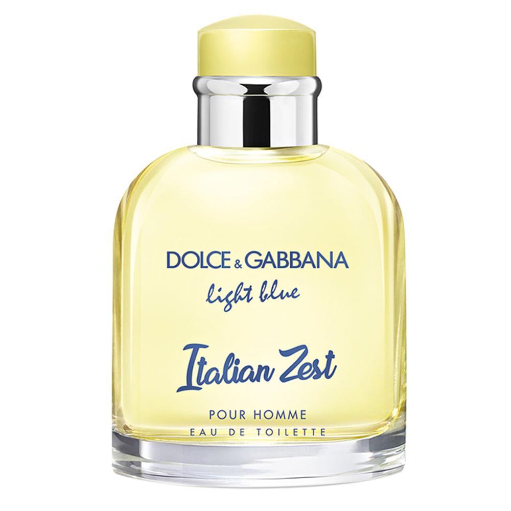 bfd80a3af0de3 Época Cosméticos · Perfumes · Perfume Masculino. light-blue-italian-zest- pour-homme-dolce-gabbana ...