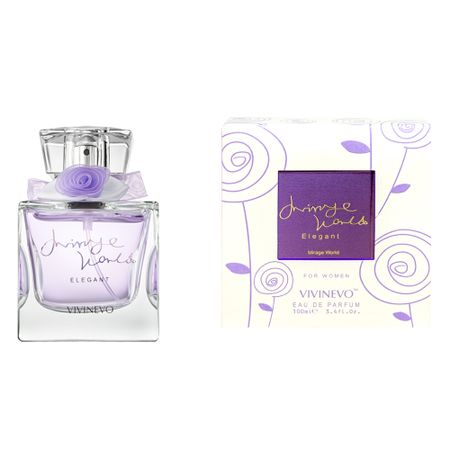 Mirage World Elegant Vivinevo - Perfume Feminino - Eau de Parfum - 100ml