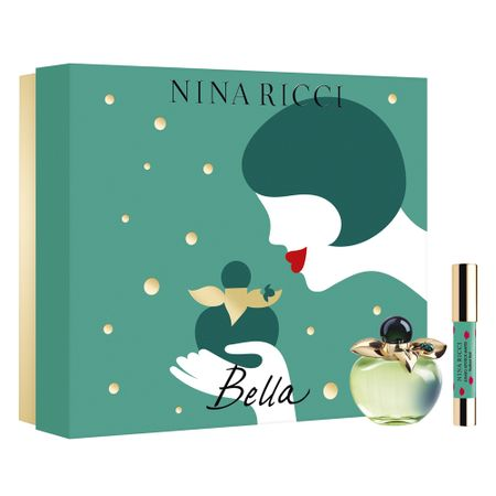 Nina Ricci Bella Kit - Perfume EDT + Batom - Kit
