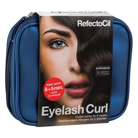 Kit Permanente de Cílios RefectoCil - Eyelah Curl - 36 Aplicações