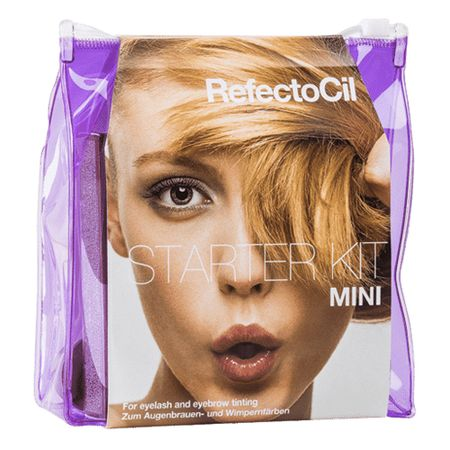 Kit Coloração de Sobrancelhas e Cílios RefectoCil - Starter Mini - Kit