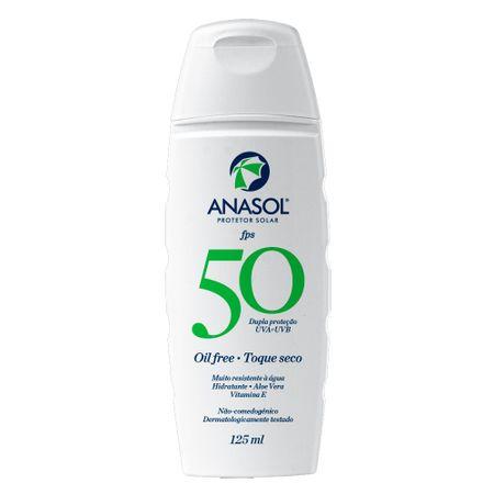 Protetor Solar FPS 50 - Anasol - 200ml