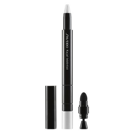 Lápis Kajal Shiseido - InkArtist - Kabuki White