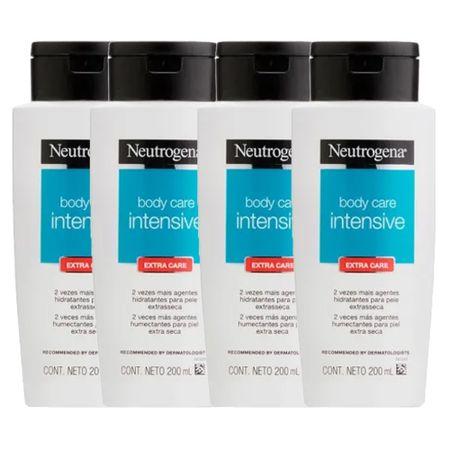 Leve 4 Pague 3 Hidratantes Corporais Neutrogena Body Care Intensive - nenhuma