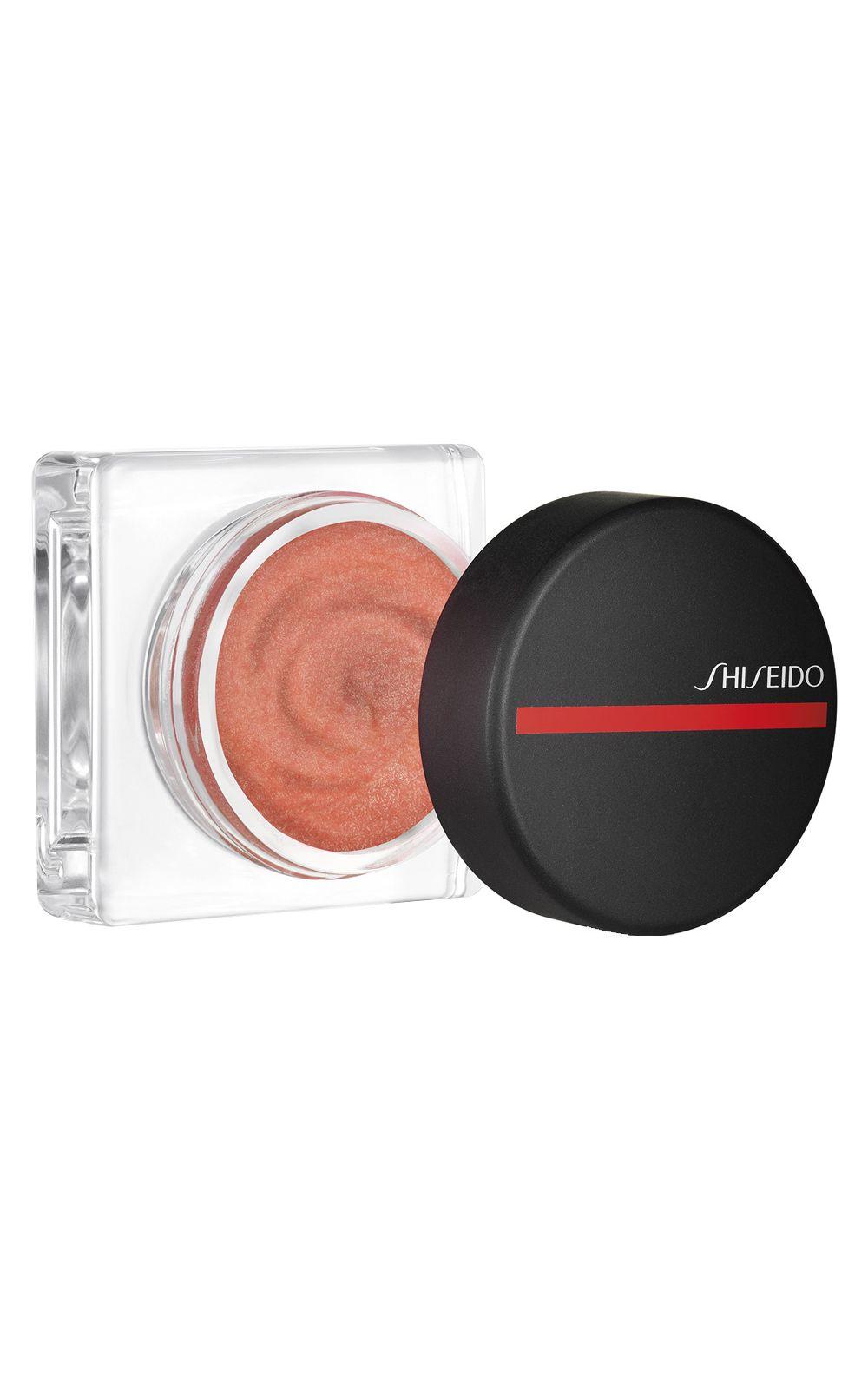Foto 1 - Blush em Mousse Shiseido - Minimalist WhippedPowder - 03 Momoko