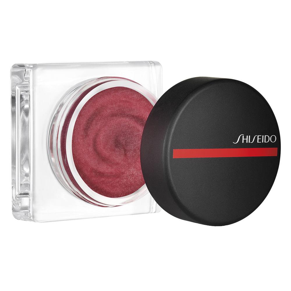 Blush em Mousse Shiseido - Minimalist WhippedPowder - 06 Sayoko