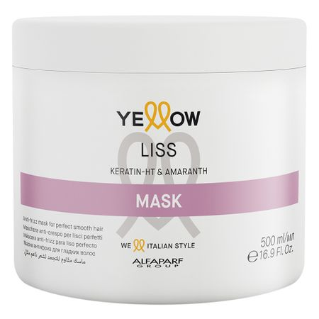 Yellow Liss - Máscara Condicionadora - 500ml
