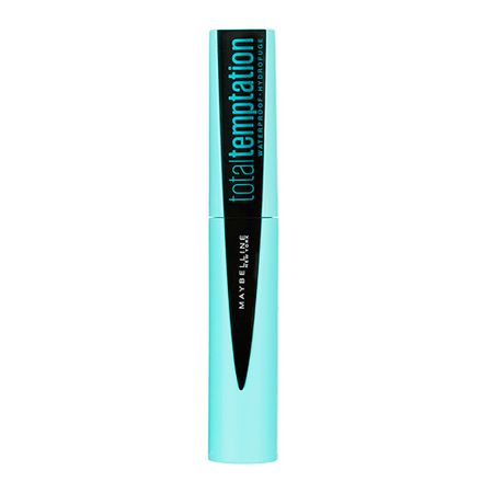 Total Temptation Waterproof Maybelline - Máscara de Cílios - Blackest Black