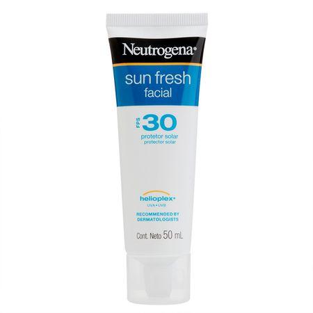 Protetor Solar Neutrogena Sun Fresh Facial FPS 30 - 50ml