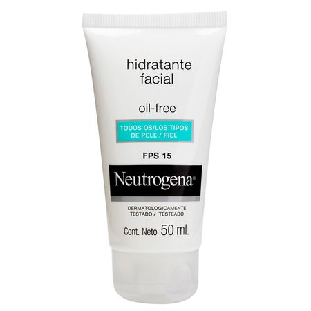 Gel Creme Hidratante Oil Free Neutrogena FPS15 - 50ml