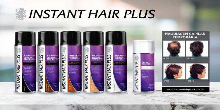 Instant Hair Plus