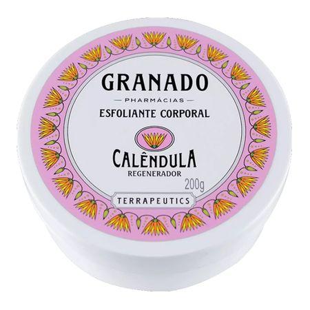 Esfoliante Corporal Granado - Calêndula - 200g