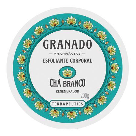 Esfoliante Corporal Granado - Chá Branco - 200g