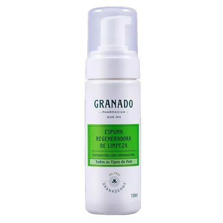 Espuma Regeneradora de Limpeza Granado -  Granaderma - 150ml