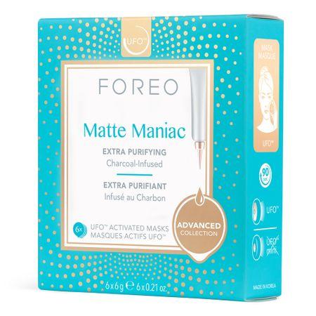 Máscara Facial Foreo - UFO Matte Maniac - 6x 6g