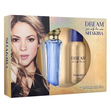 Shakira Dream Kit - Eau de Toilette + Desodorante - Kit