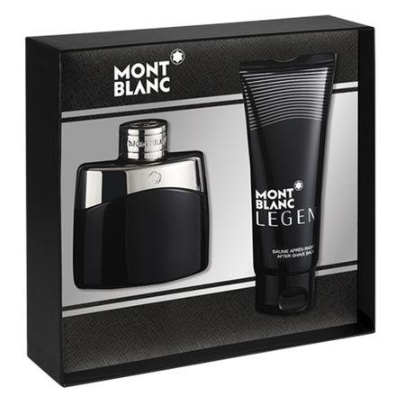 Montblanc Legend Kit - Perfume + Pós Barba - Kit