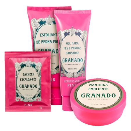 Kit Granado Spa Relaxante para os Pés - Kit