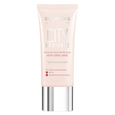 Base Líquida Bourjois - City Radiance - 02 Vanille