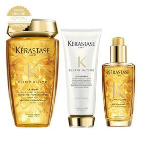 Kit-Elixir-Kerastase---Shampoo---Condicionador---L-Huile-Originale