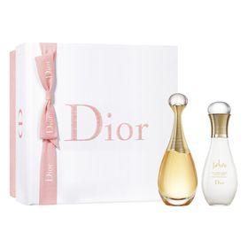 Kit-Dior-Coffret-J'adore---Eau-de-Parfum---Hidratante-J'adore