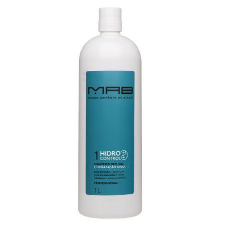 Shampoo Hidro Control Tamanho Profissional MAB - 1L