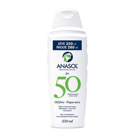 Protetor Solar Loção FPS50 Anasol - 350ml
