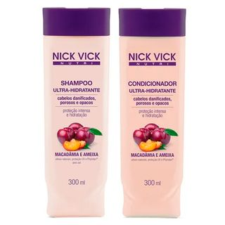 Kit-Shampoo---Condicionador-Nick---Vick-Nutri-Hair-Protecao-Termica-