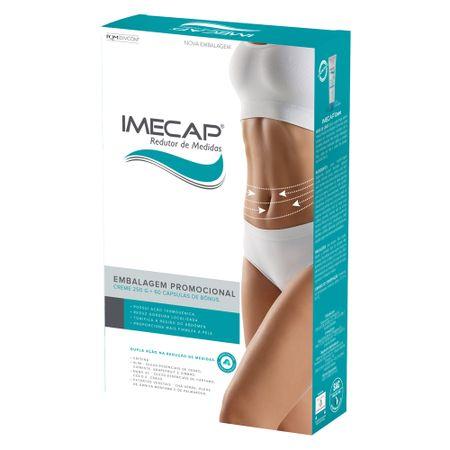 Imecap Redutor de Medidas Kit - Creme + Cápsulas - Kit
