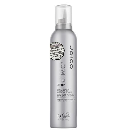 Mousse Modeladora Joico Joiwhip Firm-Hold Design - 300ml