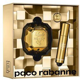 Paco-Rabanne-Lady-Million-Kit---Eau-de-Parfum---Travel-Size