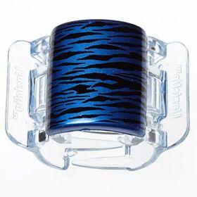 tiger-pearlised-linziclip-prendedor-para-os-cabelos-dazzlin-blue
