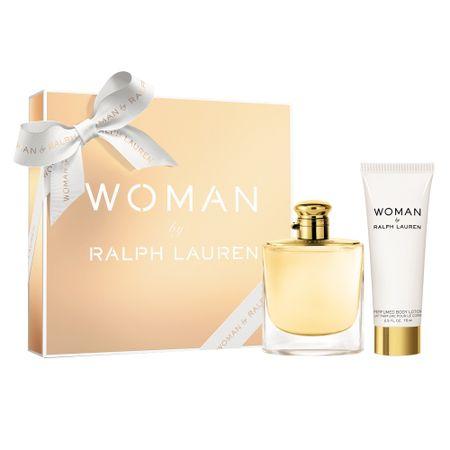 Ralph Lauren Woman Kit - Eau de Parfum + Loção Corporal - Kit