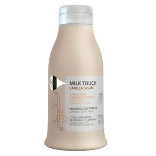 Locao-Hidratante-Nir-Cosmetics---Milk-Touch-Vanilla-Dream-