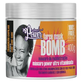 Mascara-De-Reconstrucao-Soul-Power---Bomb-Force-Mask-