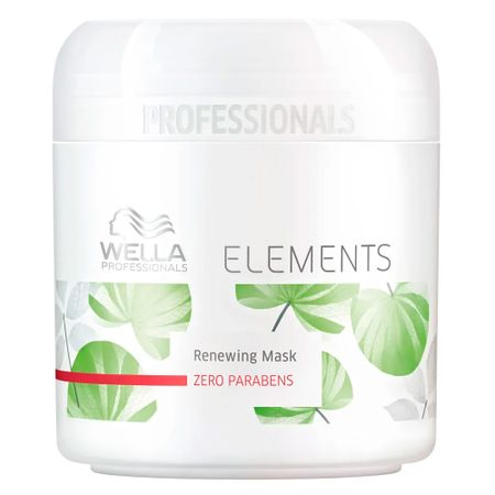 Wella Professionals Elements Renewing Mask - Máscara de Reconstrução - 150ml