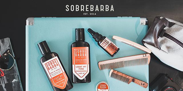 7d69de815d A Sobrebarba foi a marca pioneira de cuidados com a barba no Brasil. Desde  2014 desenvolve ...produtos naturais, usando somente ingredientes de origem  ...