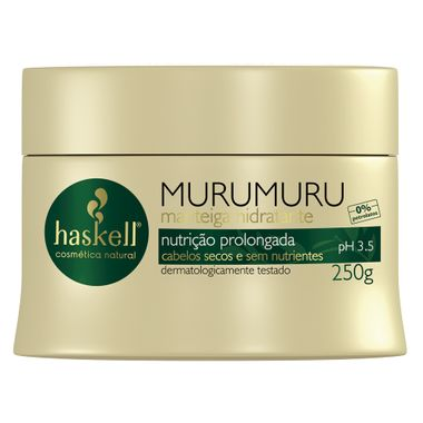Haskell-Mururmuru---Manteiga-Hidratante-