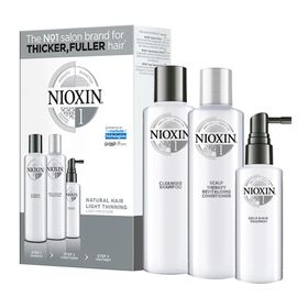 Nioxin-Trial-Kit-Sistema-1---Shampoo---Condicionador---Leave-in-