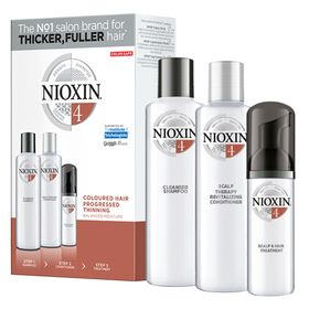 Nioxin-Trial-Kit-Sistema-4---Shampoo---Condicionador---Leave-in